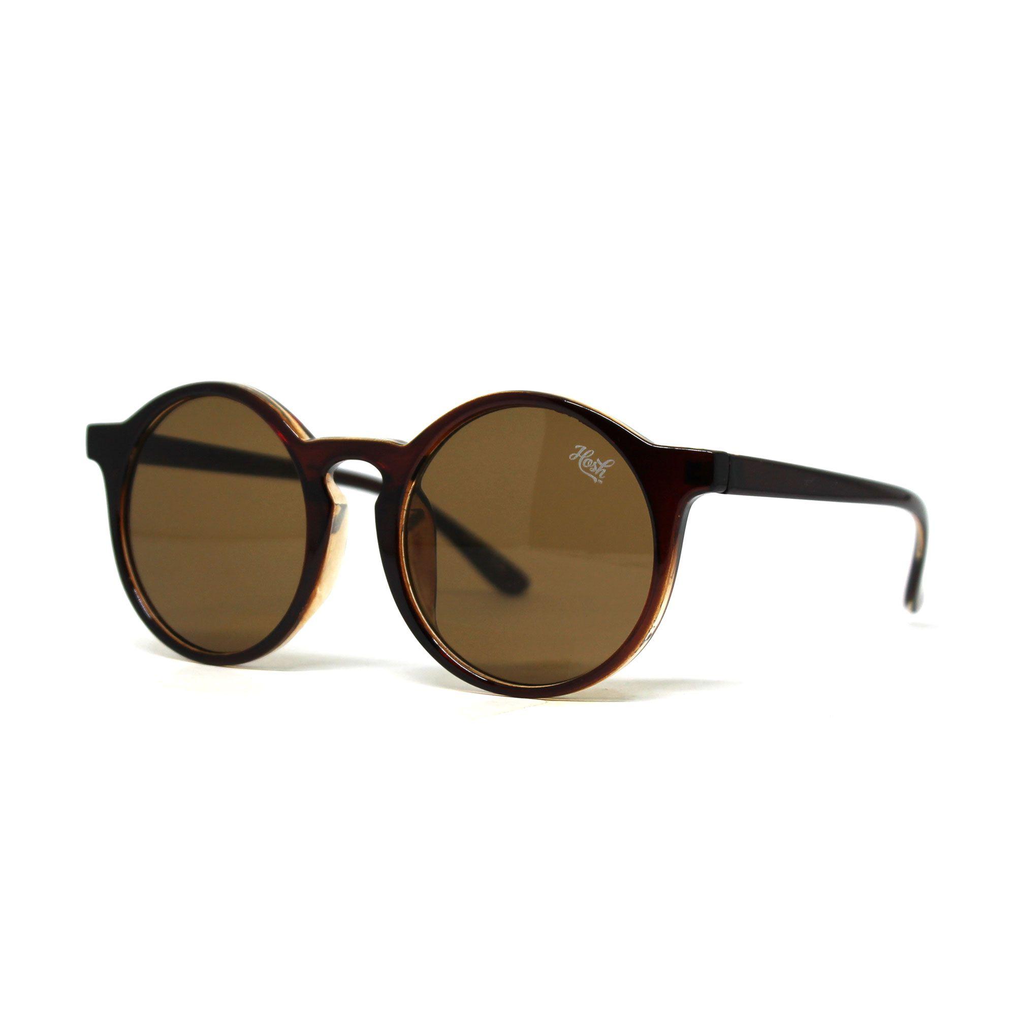Óculos De Sol Hoshwear Zuba Brown