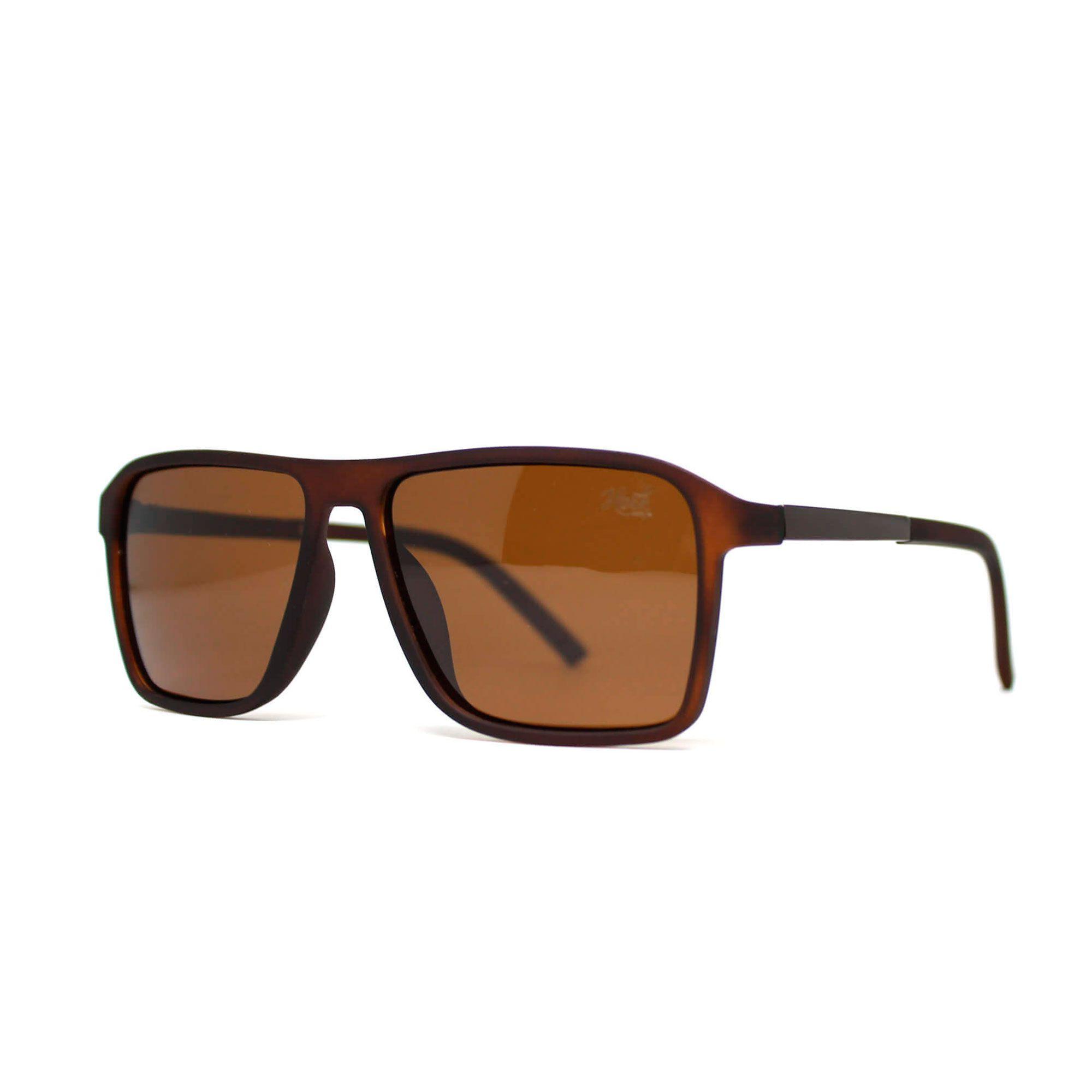 Óculos de Sol Hoswhear Wind Marrom