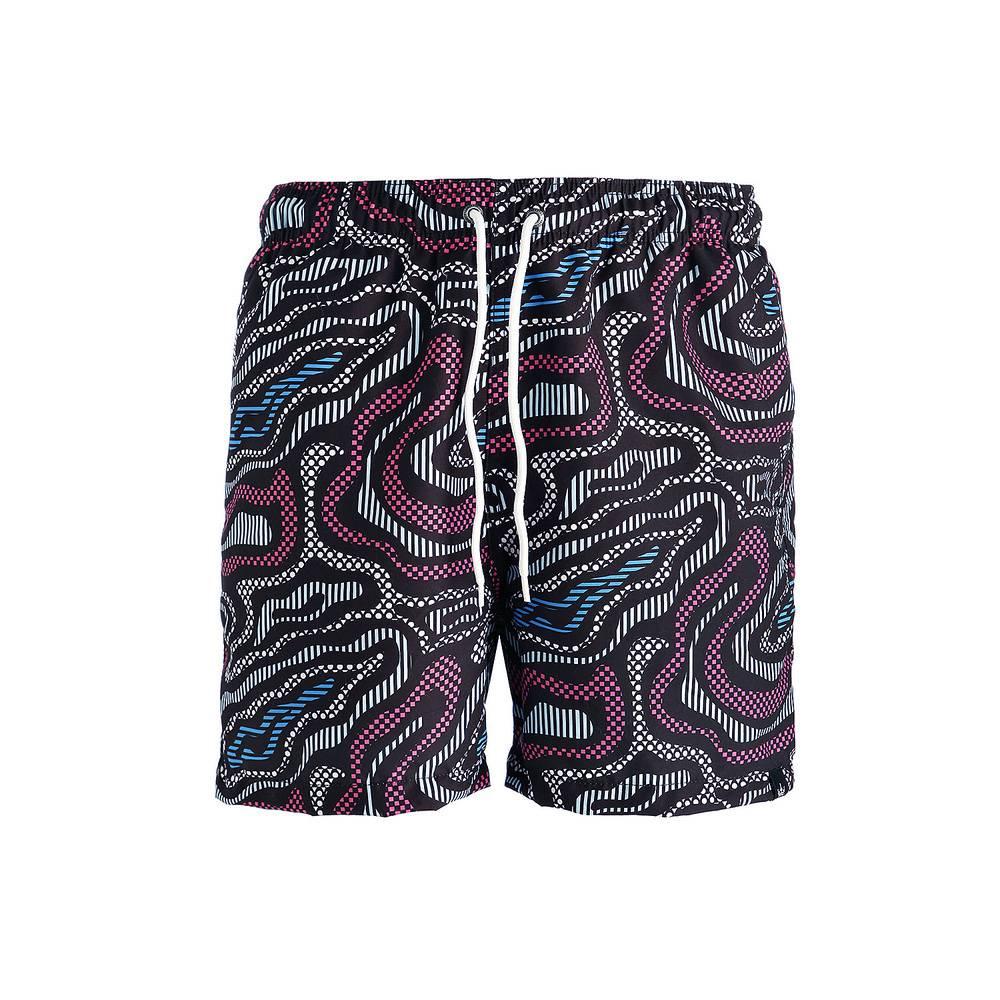 Short Estampado Masculino Hoshwear Board Colorido