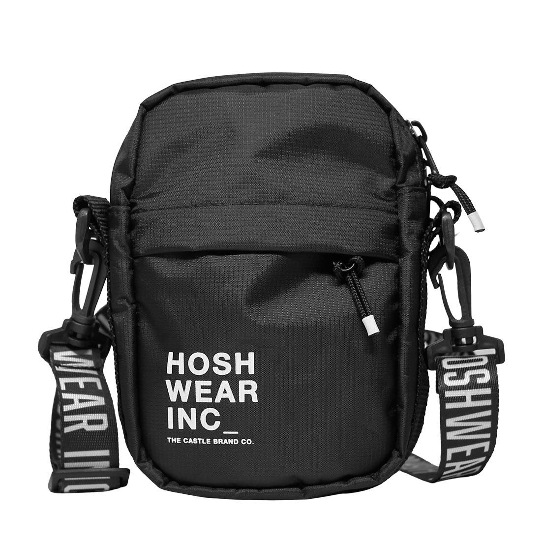 Shoulder Bag Hoshwear Faced Preta