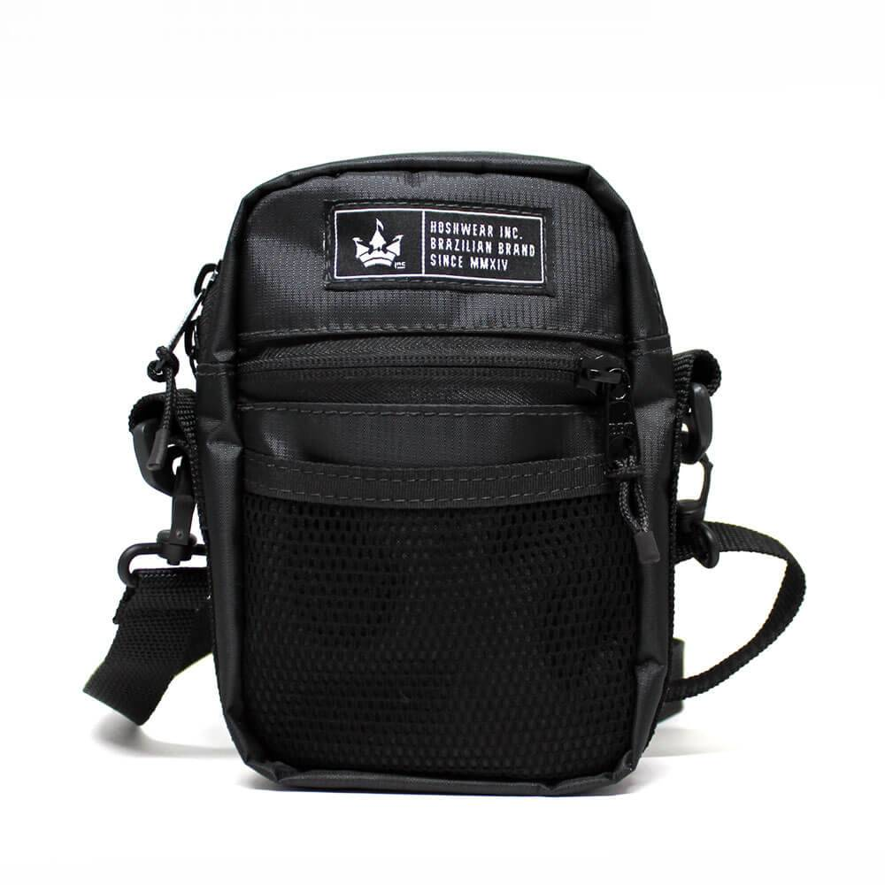 Shoulder Bag Média Hoshwear All Black