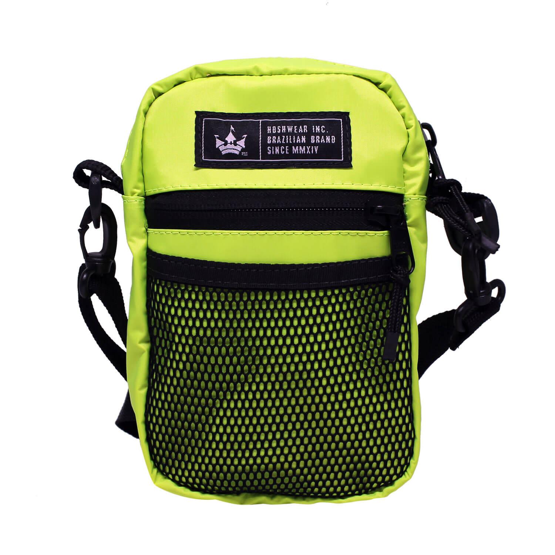 Shoulder Bag Média Hoshwear Neon Amarela