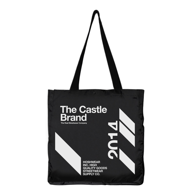 Tote Bag Hoshwear All Black Grande