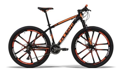 Bicicleta Gts Stilom Magnesio 2020 Aro 29 Freio A Disco 21 V