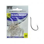 Anzol MarineSports Maruseigo Niquel Nº 22 - 25PC