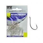 Anzol MarineSports Maruseigo Niquel Nº 6 - 50PC