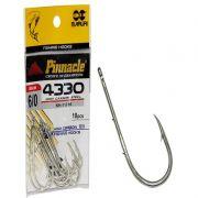 Anzol Pinnacle 4330 - Nº 10/0 5P