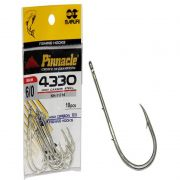 Anzol Pinnacle 4330 - Nº12 20P