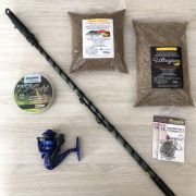 Kit Ultralight SaintPlus Trully E Maruri Monterra