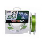 Linha Maruri Victoria 8x - 150m  - 0.45mm