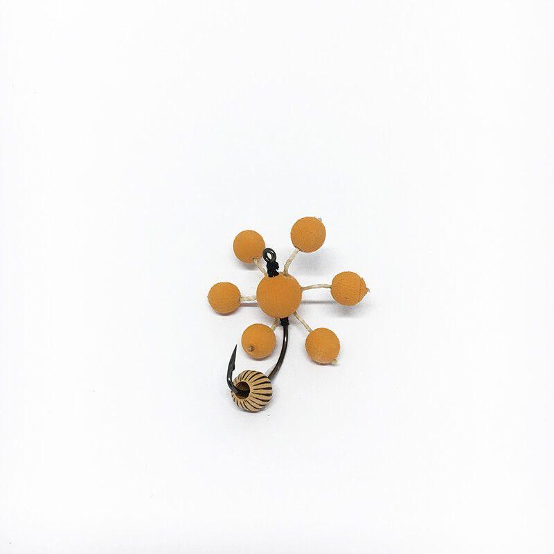 Anteninha Tambaluko - Tarantula Laranja  - Universo da Pesca