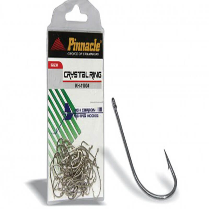 Anzol Pinnacle Maruseigo  10BN 50PC  - Universo da Pesca