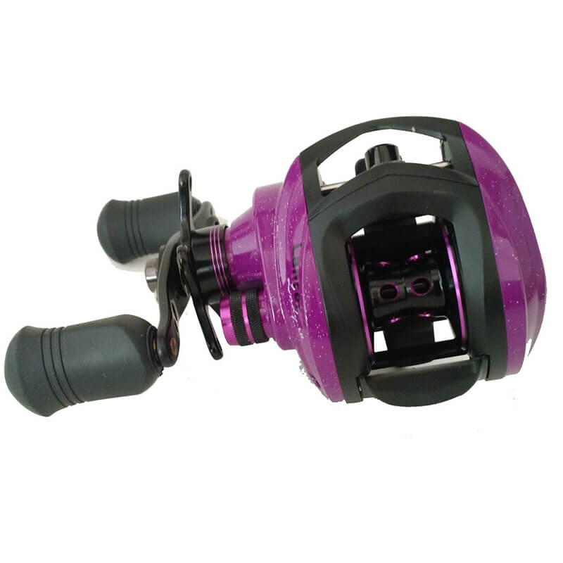Carretilha Lancer Lady Saint Plus  - Universo da Pesca