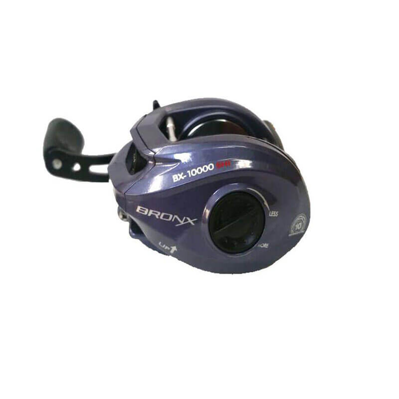 CARRETILHA - MARURI - BRONX - 10ROL  - Universo da Pesca