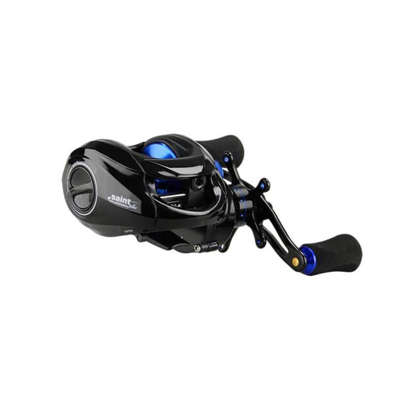 Carretilha Saint Plus Twister DualBrake 10000  - Universo da Pesca
