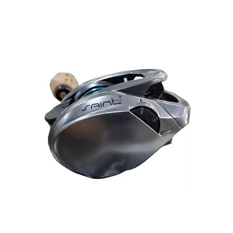 Carretilha SaintPlus Vizel 12000  - Universo da Pesca