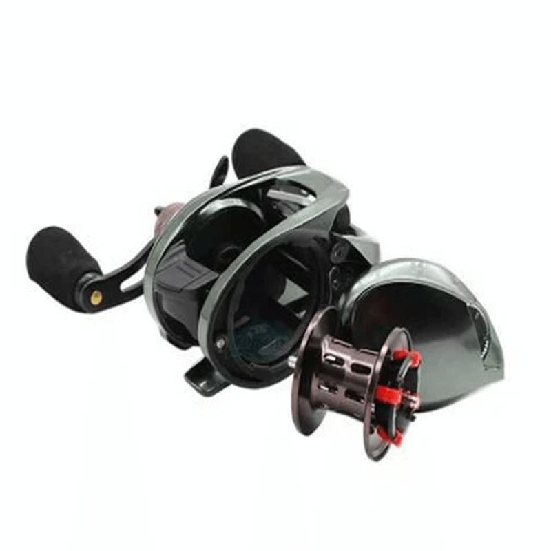 Carretilha SaintPlus Vizel 8000  - Universo da Pesca