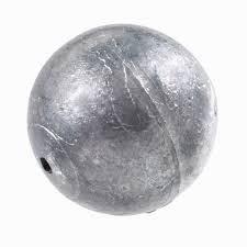 Chumbada Bola TUBO - Nº1  - Universo da Pesca