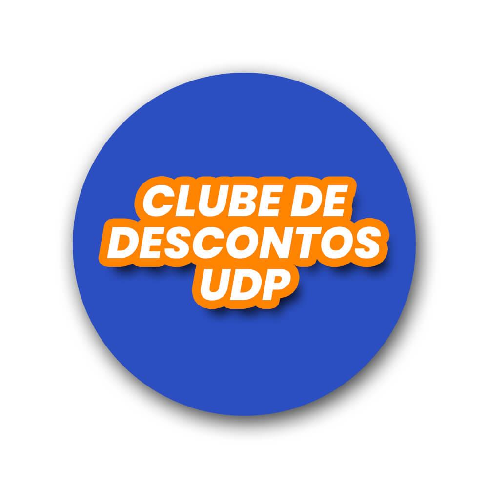 Clube de Descontos UDP - 3 Meses  - Universo da Pesca