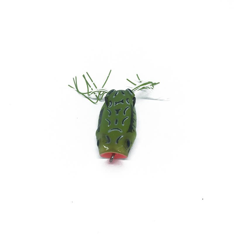 Isca Albatroz Fishing Pop Frog Cor 06 - 14g  - Universo da Pesca