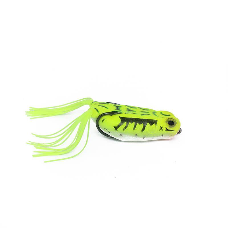 Isca Albatroz Fishing Pop Frog Cor 07 - 14g  - Universo da Pesca