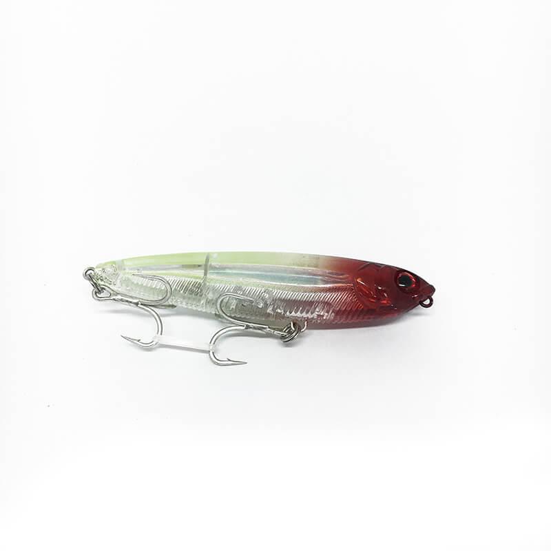 Isca Maruri Big Zara 100 - cor 310 3D  - Universo da Pesca
