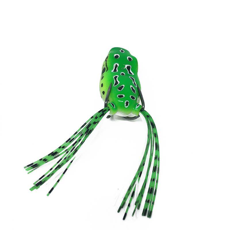 Isca Maruri Popper Frog 55s cor 02 - 12g  - Universo da Pesca