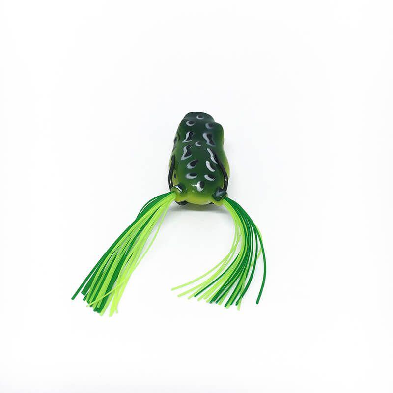 Isca Maruri Popper Frog 55s cor 07 - 12g  - Universo da Pesca