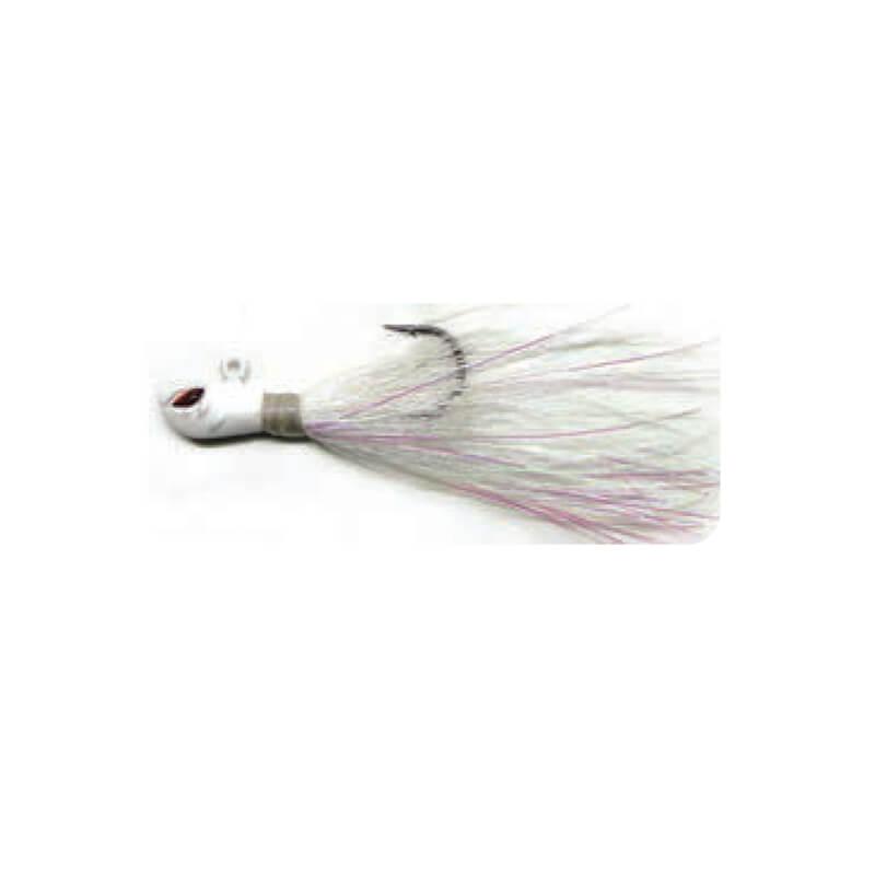 Jig Yara Killer 10g - Cor 40 Branco  - Universo da Pesca