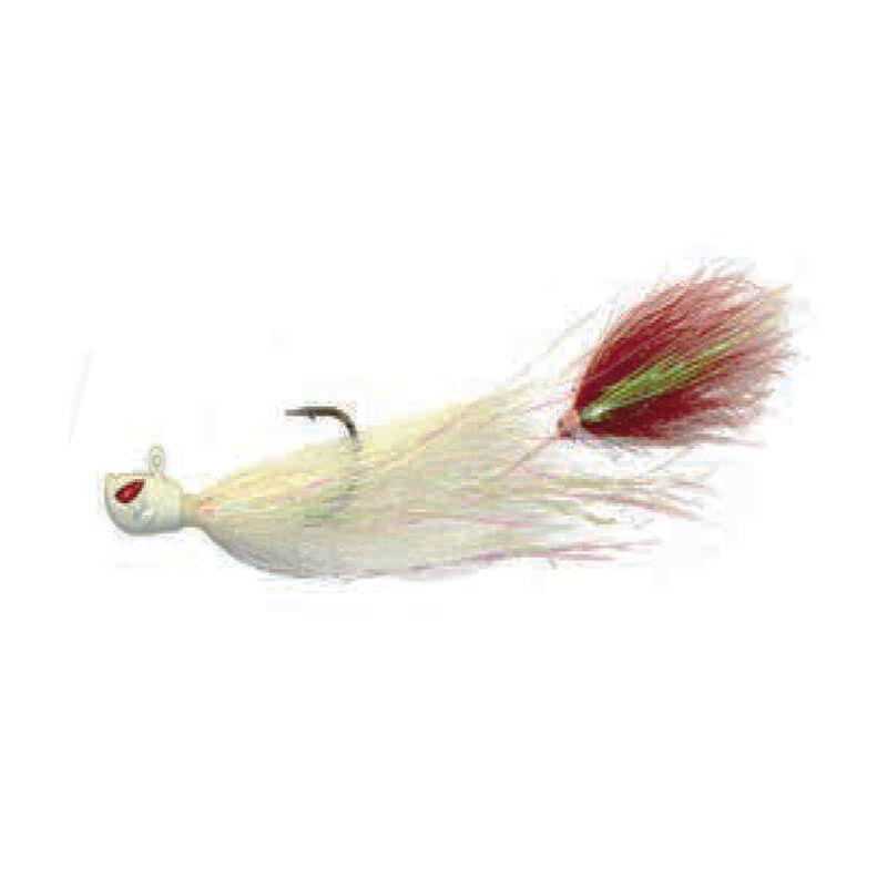 Jig Yara Killer 17g - Cor 40 Branco  - Universo da Pesca