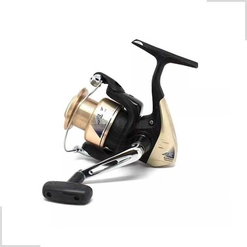 Molinete Shimano AX 2500FB  - Universo da Pesca