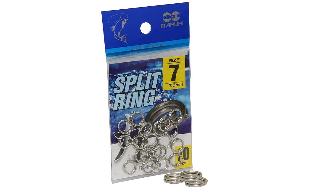 Split Ring NO. 5C/20PCS  - Universo da Pesca