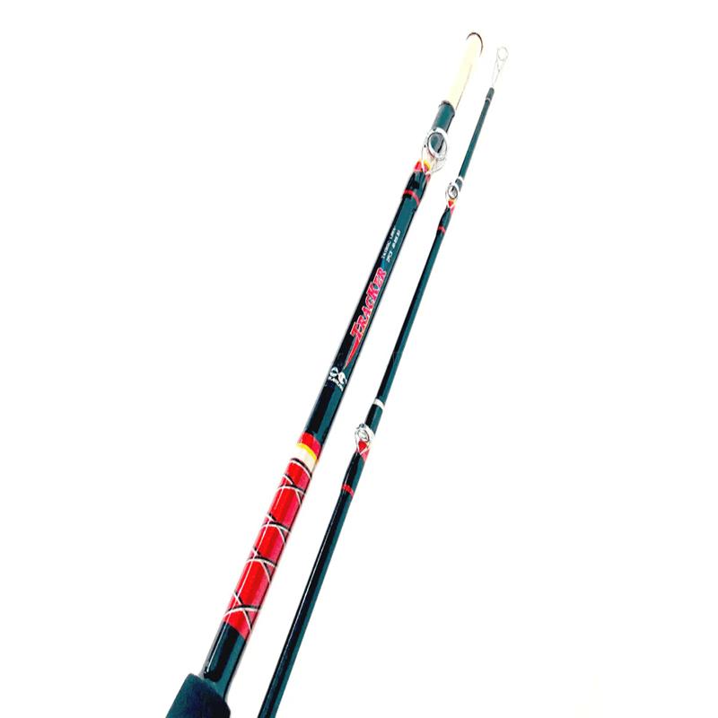 VARA MARURI TRACKER 1,65M 80LB  - Universo da Pesca