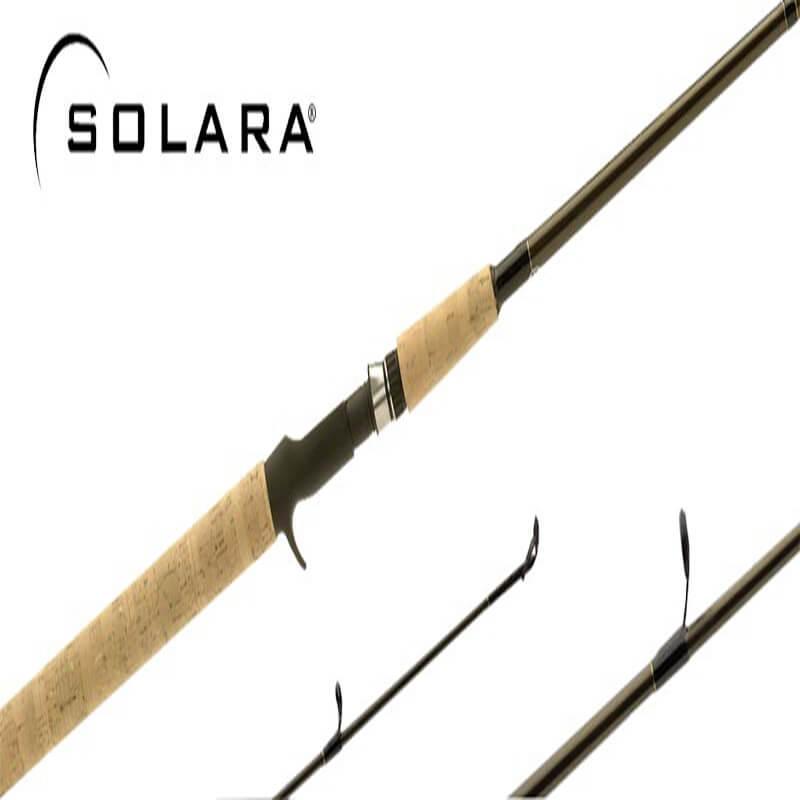 Vara Shimano Solara - 1,80M - 15LB  - Universo da Pesca