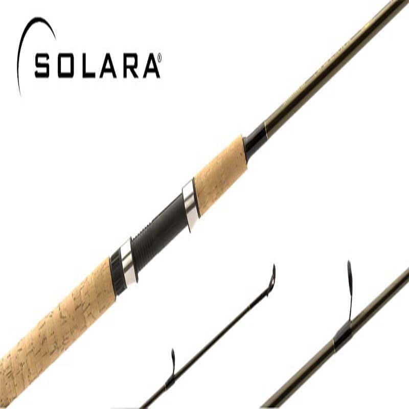 Vara Shimano Solara - 1,98M - 8-17LB  - Universo da Pesca