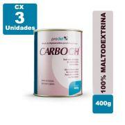 CarboCH 400g Cx 3 Unidades - Prodiet