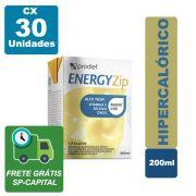 EnergyZip 200ml Baunilha Cx 30 Unidades - Prodiet