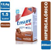 Ensure Plus Chocolate 200ml - Abbott