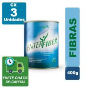 Enterfiber 400g Cx 3 Unidades - Prodiet