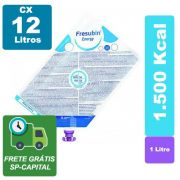 Fresubin Energy 1.5 1000ml Cx 12 Litros - Fresenius