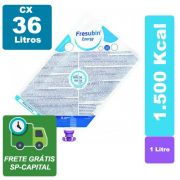Fresubin Energy 1.5 1000ml Cx 36 Litros - Fresenius