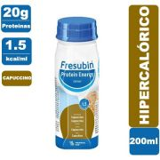 Fresubin Protein Energy Drink Capuccino 200ml - Fresenius