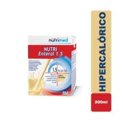 Nutri Enteral 1.5 Baunilha 200ml - Nutrimed