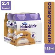 Nutridrink Compact Capuccino 4 x 125ml - Danone