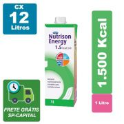 Nutrison Energy 1.5 1000ml Cx 12 Litros - Danone