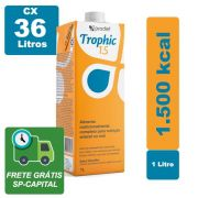 Trophic 1.5 1000ml Cx 36 Litros - Prodiet