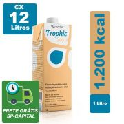 Trophic Soya 1000ml Cx 12 Litros - Prodiet