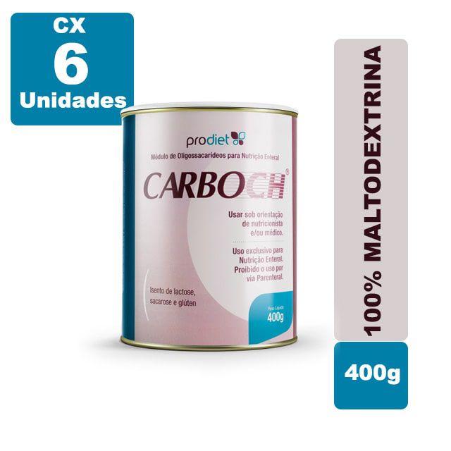 CarboCH 400g Cx 6 Unidades - Prodiet