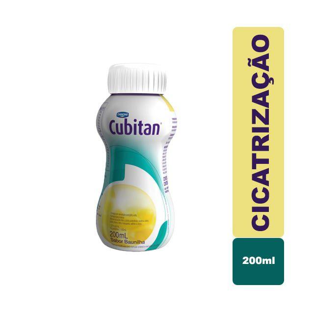 Cubitan Baunilha 200ml - Danone
