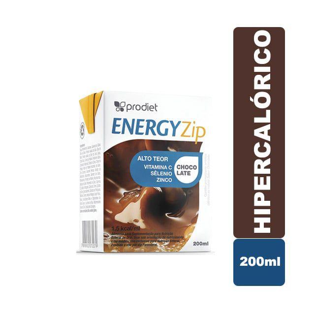 EnergyZip 200ml Chocolate - Prodiet